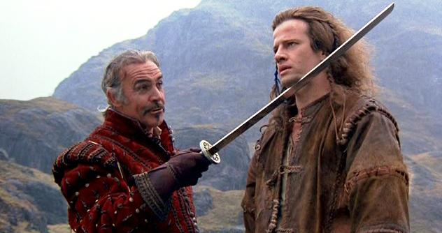 Highlander Henry Cavill Lionsgate Reebot