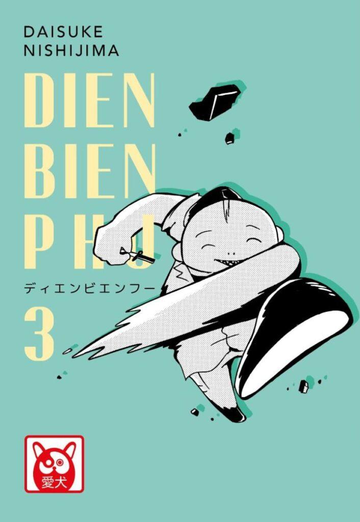 Dien Bien Phu Daisuke Nishijima Bao Publishing