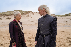 Game of Thrones House of the Dragon su HBO
