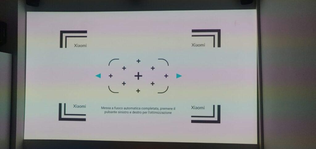 Autofocus Mi Smart Compact Projector
