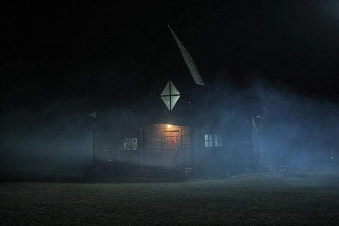 foto film horror italiano netflix
