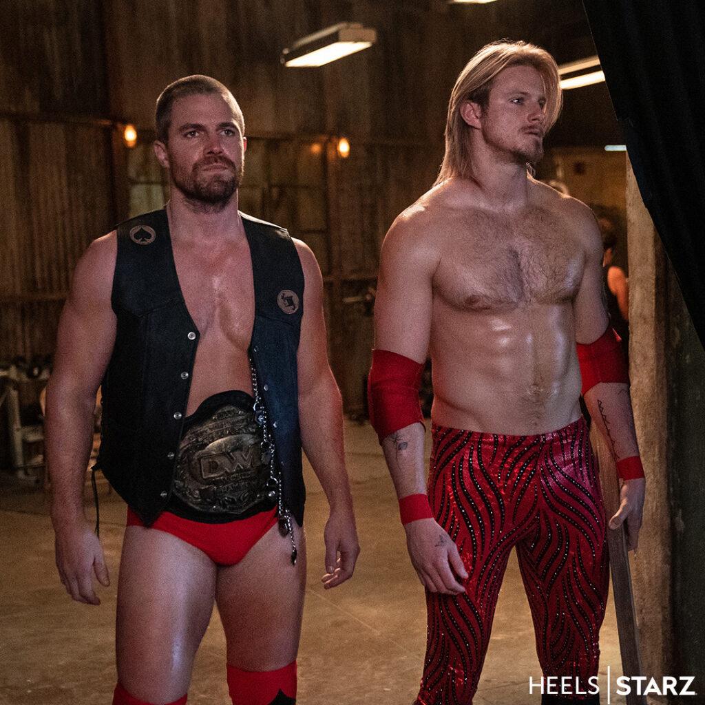 Heels Starz Wrestling