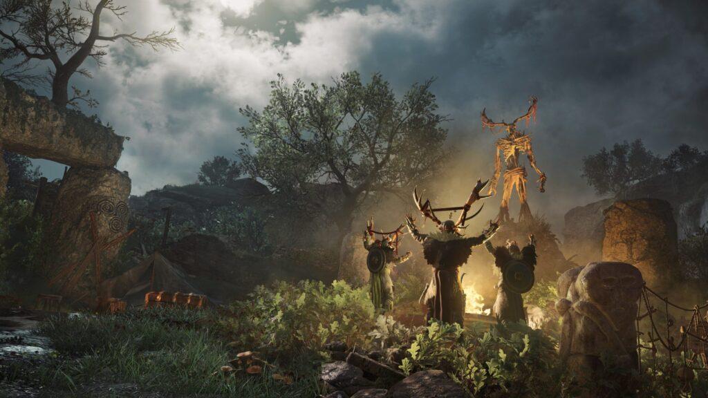 Assassin's Creed Valhalla l'Ira dei Druidi