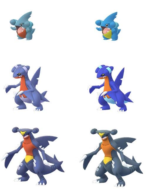 Pokémon GO Community Day Gible