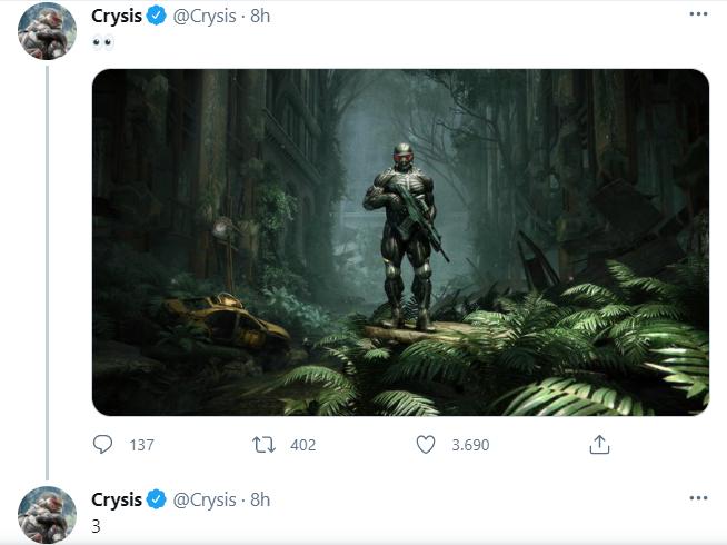 Crysis 3 Remastered si farà?