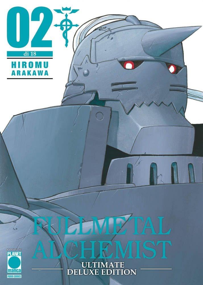 Fullmetal Alchemist Planet Manga