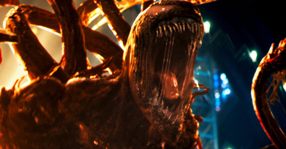 Venom Carnage poteri