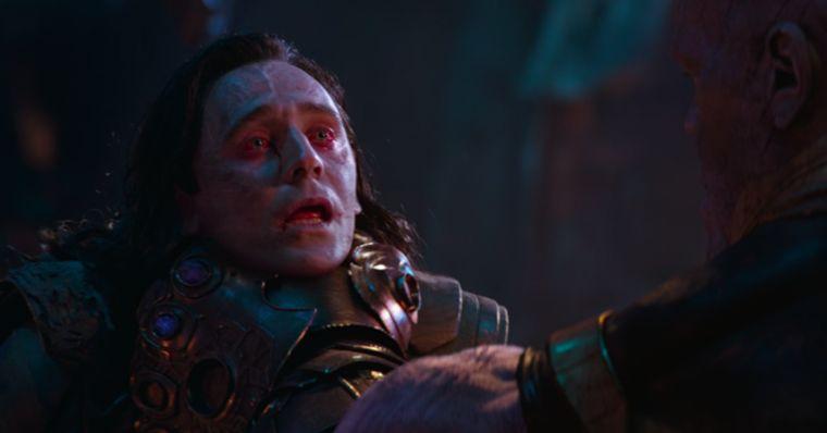 Hiddleston Loki Infinity War