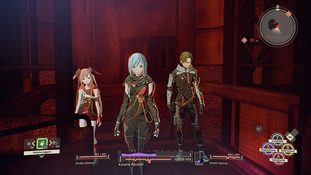 Scarlet Nexus screen demo 2