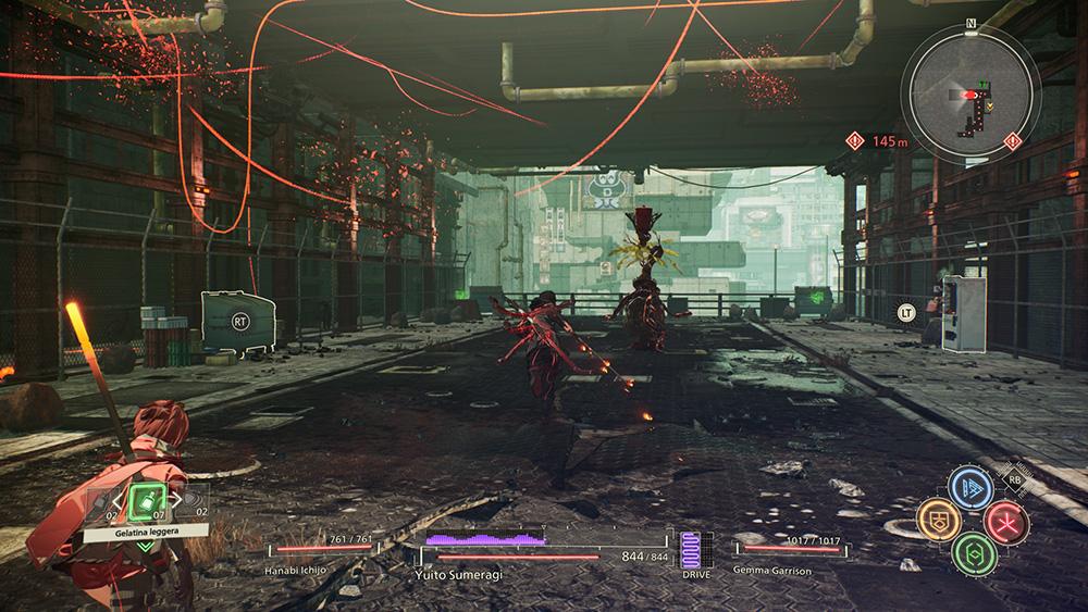 Scarlet Nexus screen 3