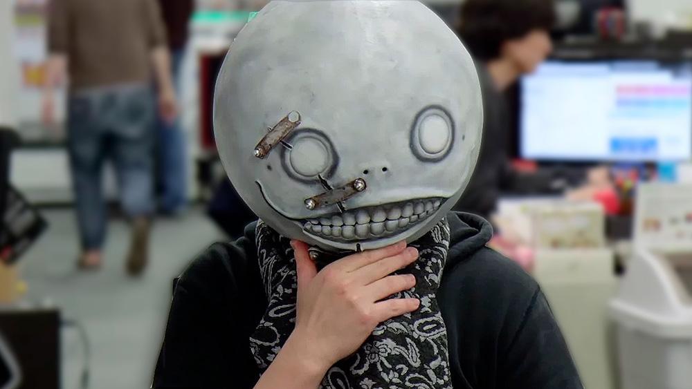 NieR Replicant Yoko Taro