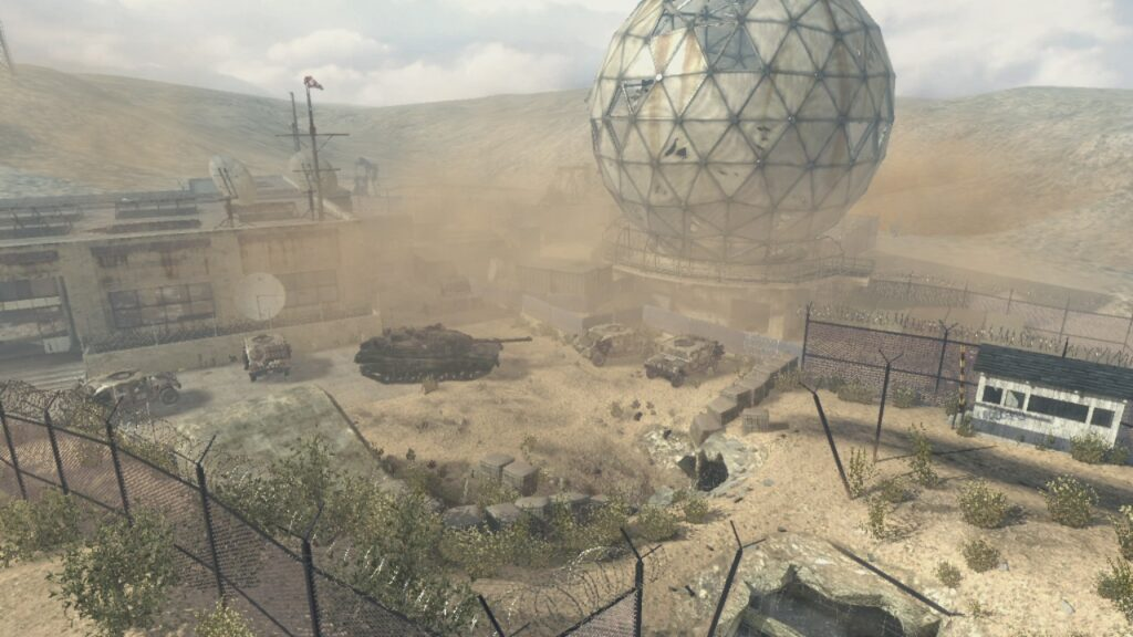 Call of Duty Mobile Dome Map