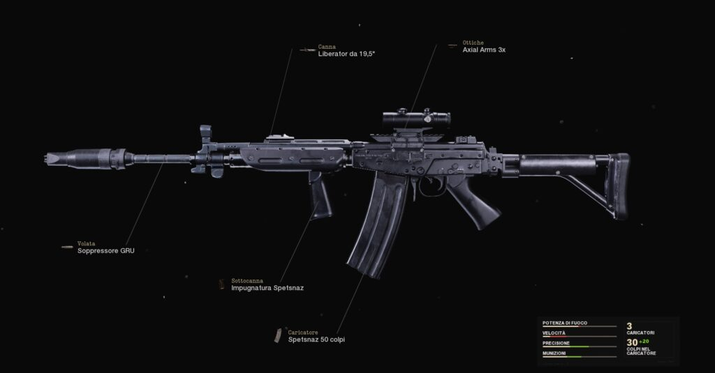 Call of Duty Warzone FARA 83