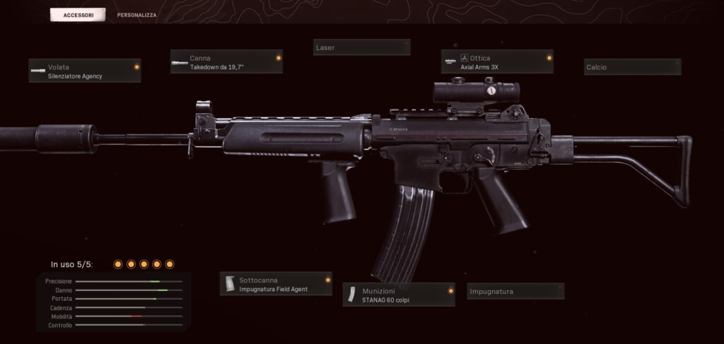 Call of Duty Warzone Krig 6