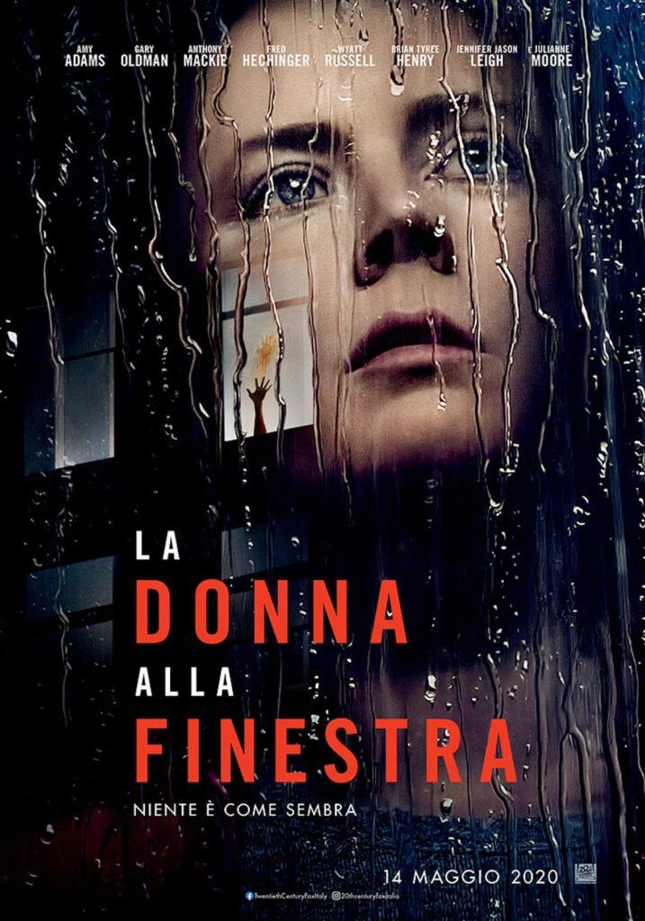 La donna alla finestra - Netflix