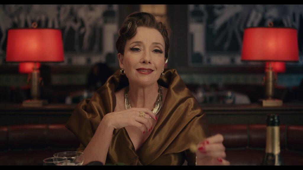 Emma Thompson è la Baronessa