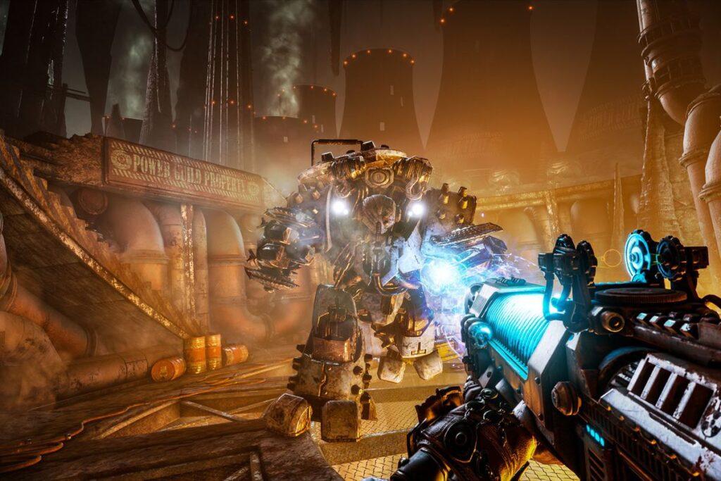 Necromunda: Hired Gun Trailer Friends Forever FPS PS5