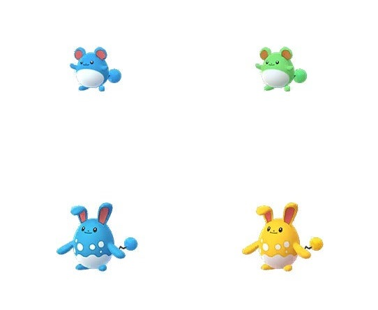 Pokémon GO Marill