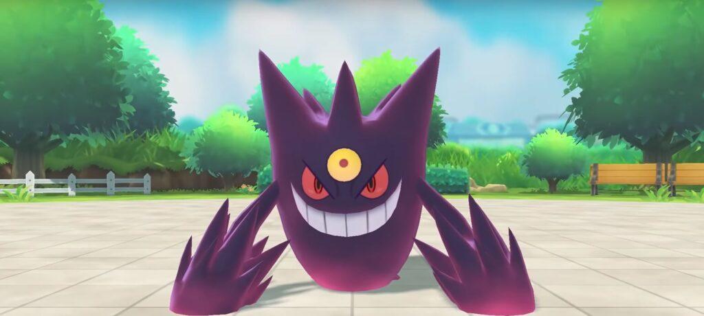 Pokémon GO Mega Gengar Xerneas