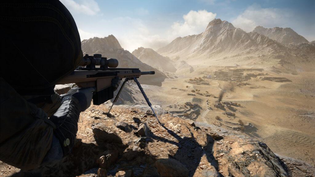 Sniper Ghost Warrior Contracts 2 rinviato per PlayStation 5