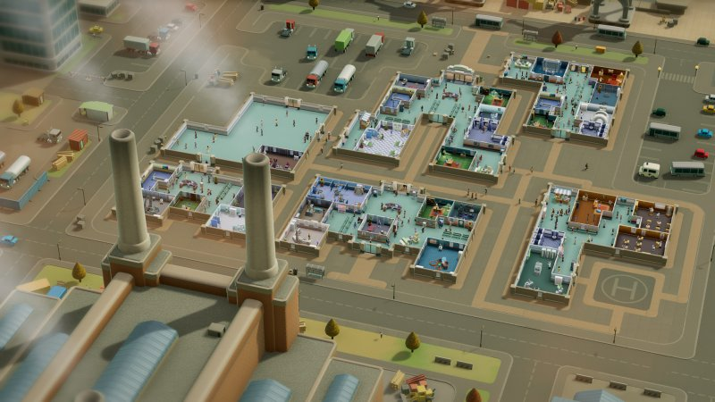 Two Point Hospital Recensione - SEGA