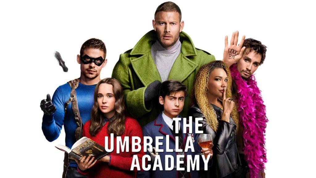 The Umbrella Academy 3 Netflix