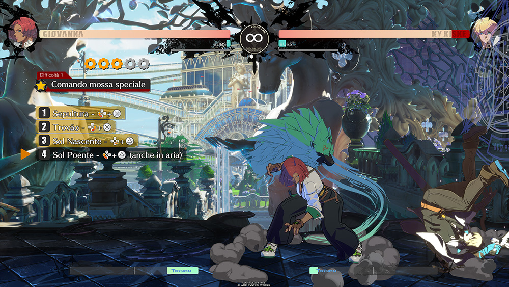 Guilty Gear Strive Missione speciali