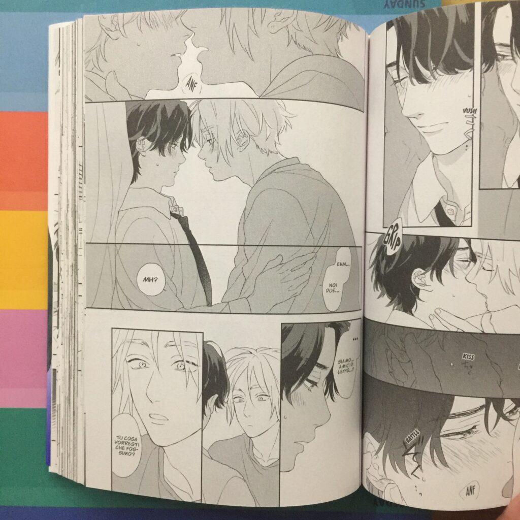 Non volevo innamorarmi Minta Suzumaru