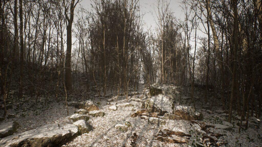Abandoned Silent Hill Hideo Kojima