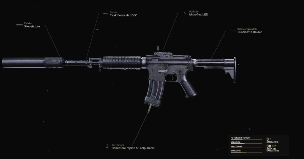 Call of Duty Warzone XM4