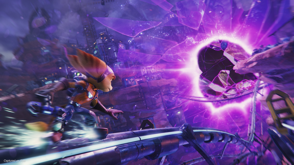 Ratchet & Clank: Rift Apart Recensione PS5