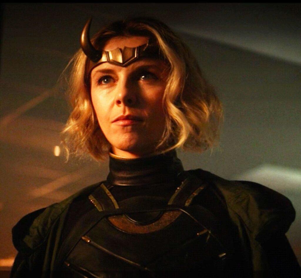 Un frame della puntata 1x02 di Loki. Che si tratti davvero dell'Incantatrice?