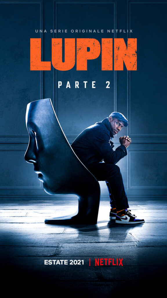 Lupin Parte 2 Netflix Omar Sy