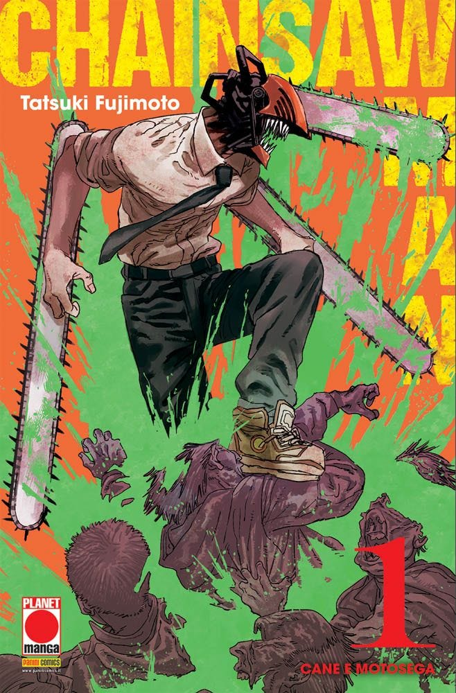 Chainsaw Man MAPPA