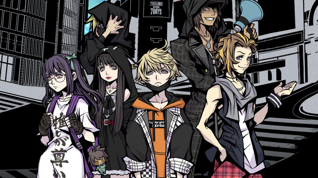 NEO: The World Ends with You Wallpaper