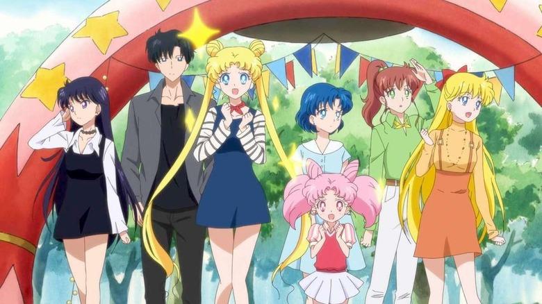 Pretty Guardian Sailor Moon eternal il film recensione