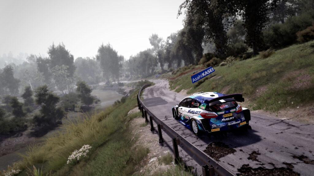 WRC 10 Steam Next Fest