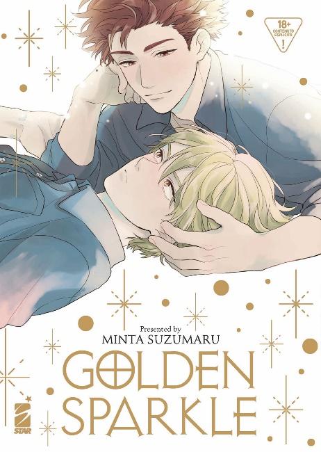 Golden Sparkle Star Comics