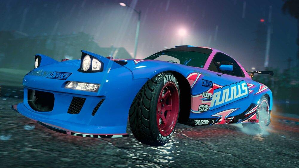 GTA Online Los Santos Tuners veicoli aggiunti
