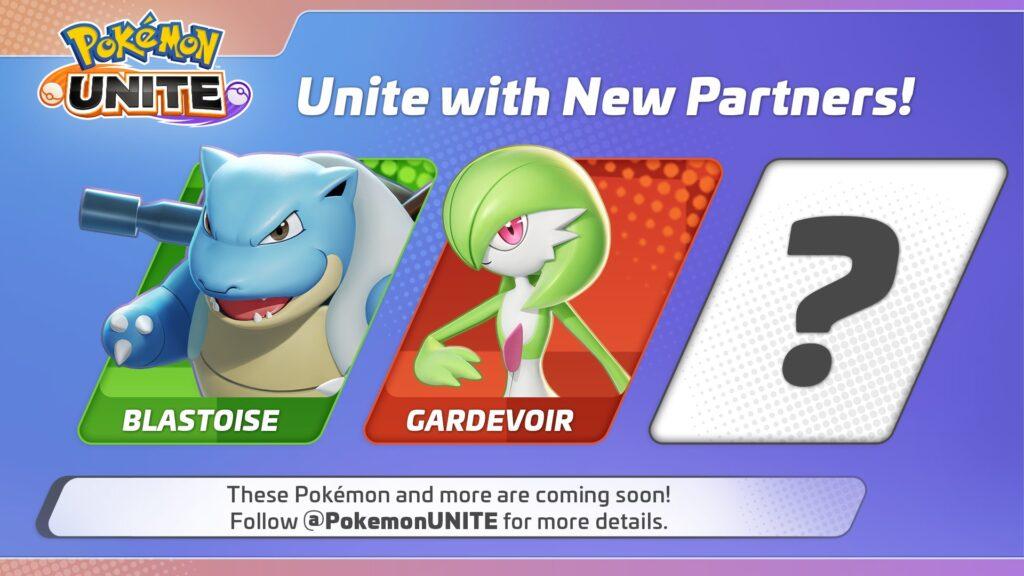 Pokémon Unite pokémon Gardevoir