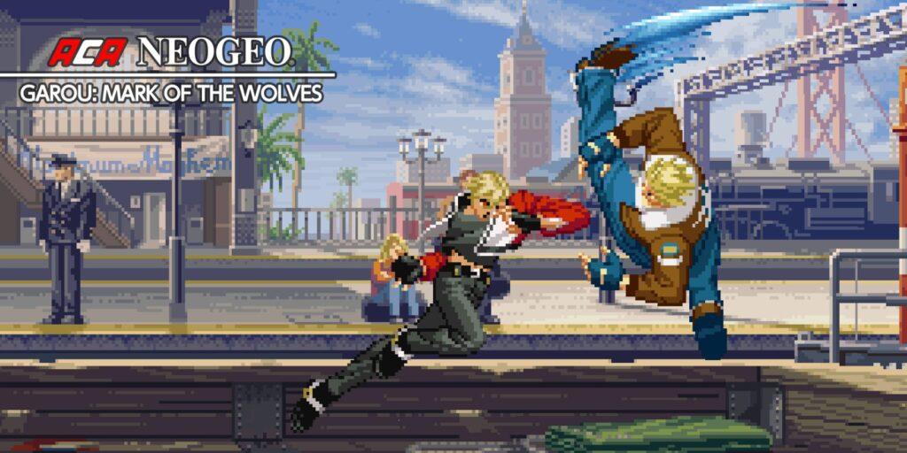 Garou: Mark of the Wolves Xbox
