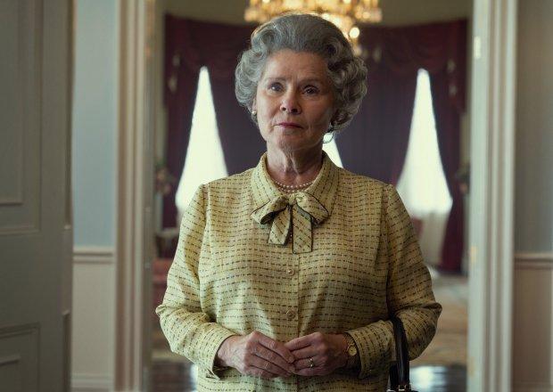 Imelda Staunton Regina Elisabetta II The Crown
