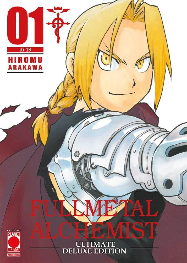 Fullmetal Alchemist  Hiromu Arakawa