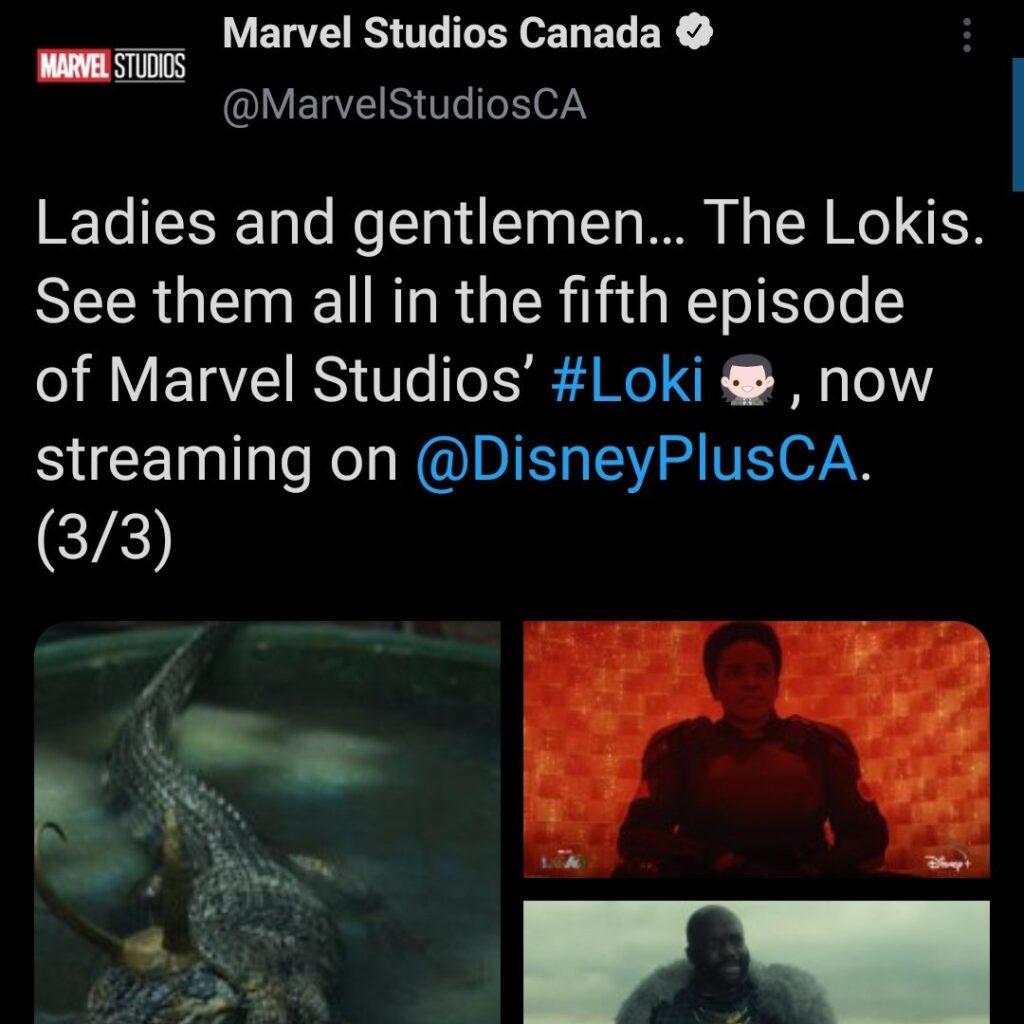 Loki variante