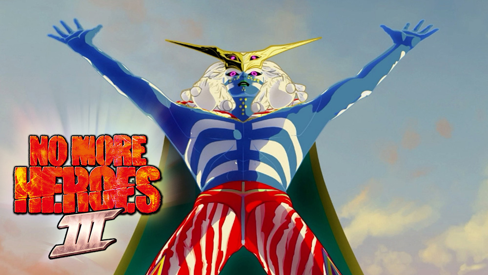 No More Heroes 3 Supereroi