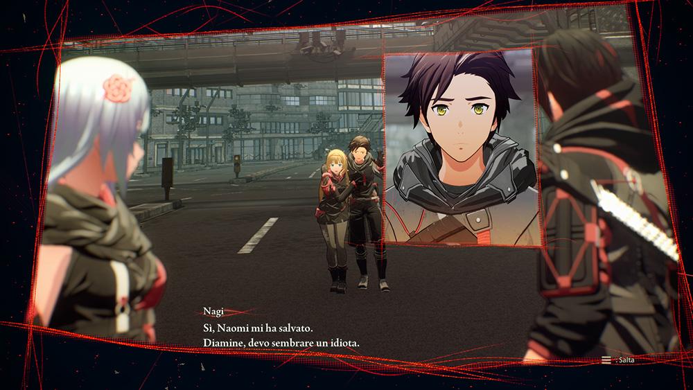 Scarlet Nexus screen 10