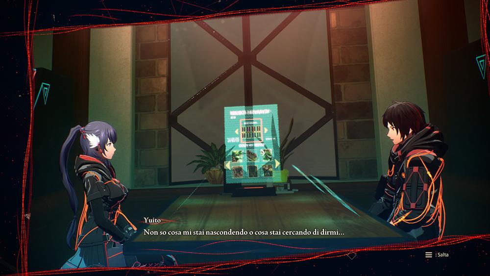 Scarlet Nexus screen 8