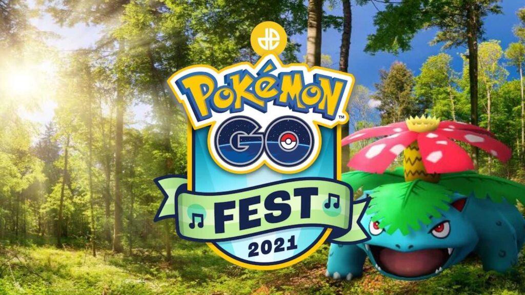 Pokemon Go Fest 2021 Pokemon Go N