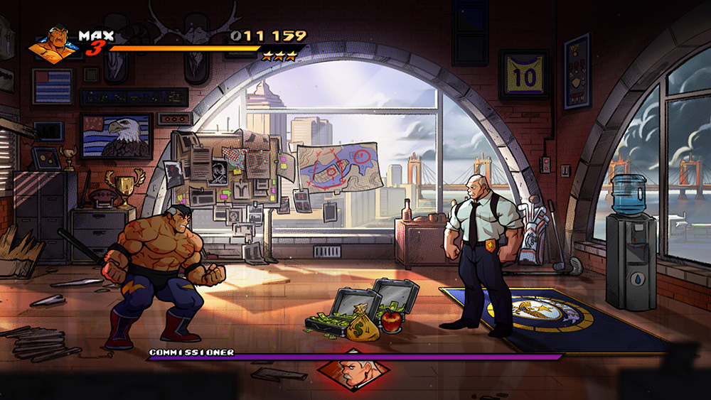 Streets of Rage 4 Max