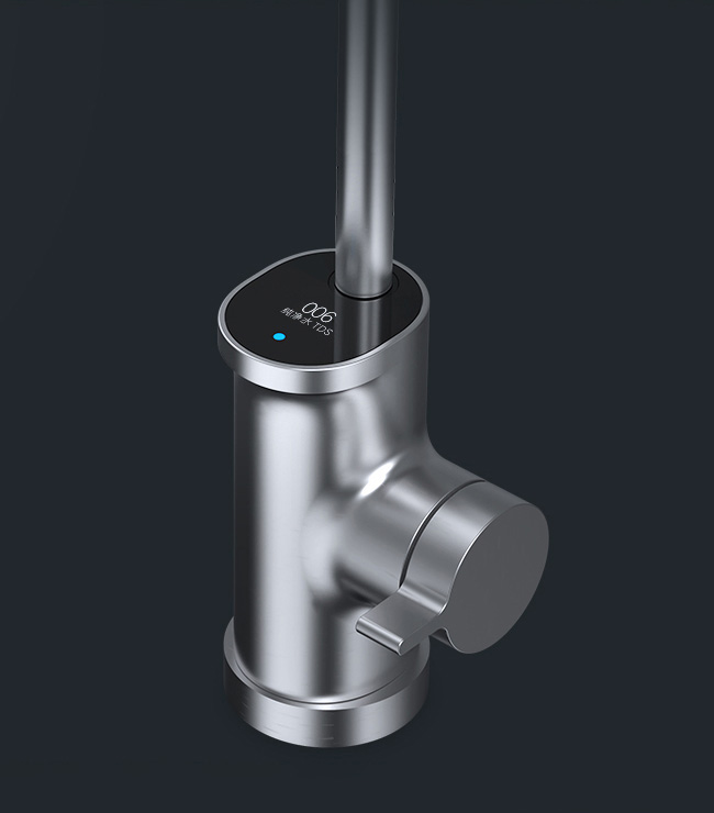 Mi Water Purifier 1200G Display rubinetto